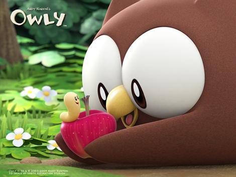 Owly Animated!